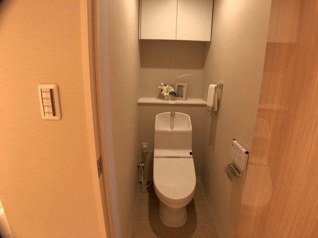 幡ヶ谷コーエイマンション トイレ
