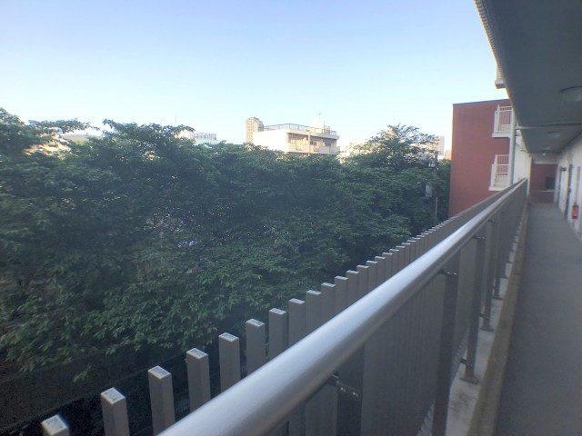 青葉台フラワーマンション (1)外廊下