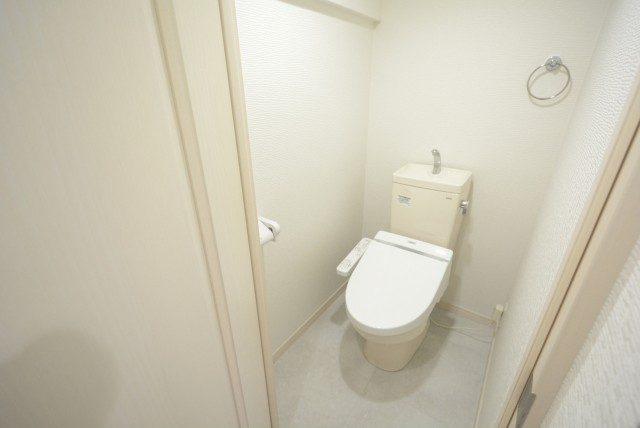 日興マンション トイレ
