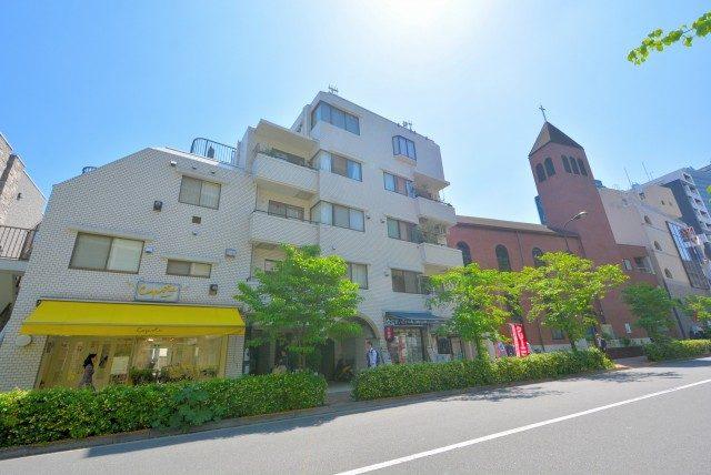 中銀目黒駅前マンシオン 観