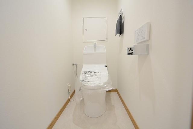 神楽坂ハウス トイレ