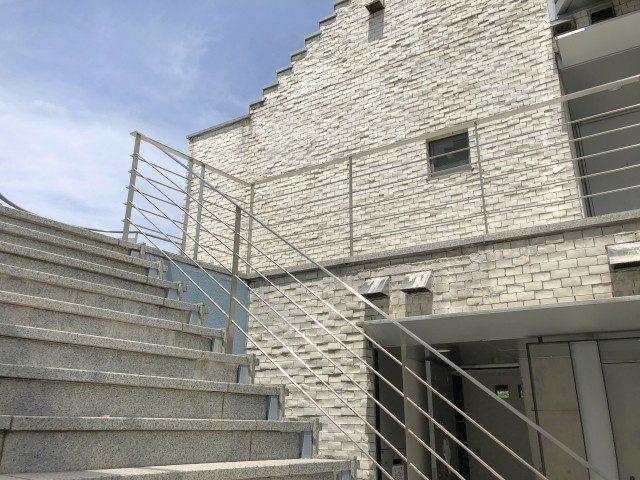 スカーラ神宮前 外廊下