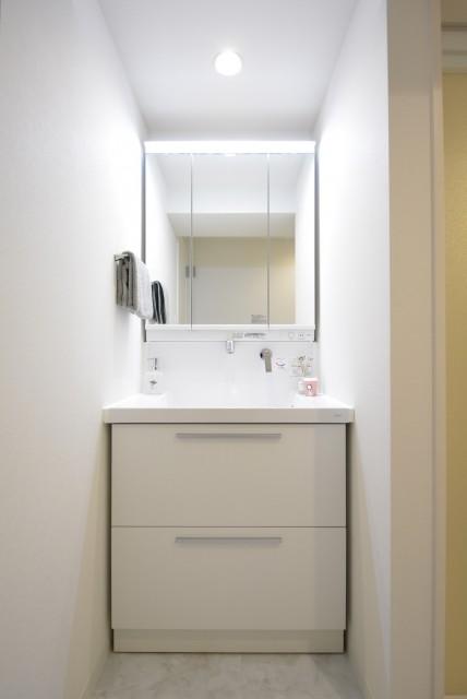 シャンボール尾山台 洗面室