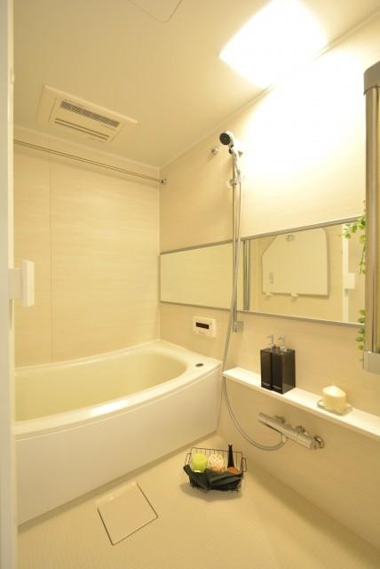 シャンボール尾山台 浴室