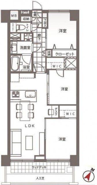 サンビューハイツ渋谷
