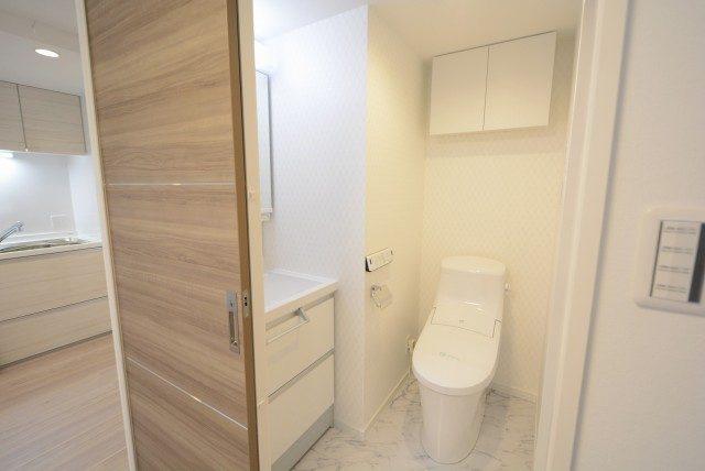 トーア早稲田マンション トイレ