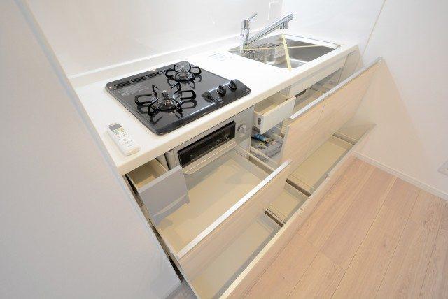 トーア早稲田マンション キッチン
