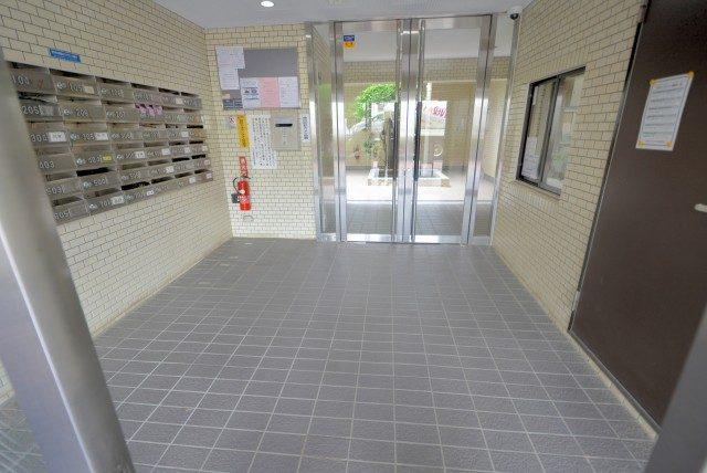 コスモ東長崎 外観
