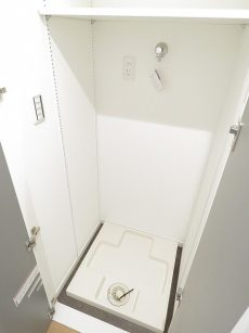 セザール第2中目黒 洗濯機置場