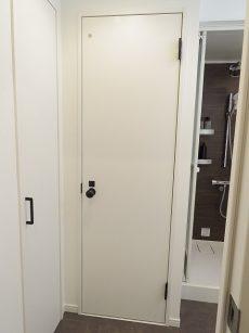 セザール第2中目黒 トイレ扉