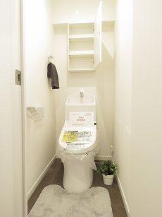 セザール第2中目黒 トイレ