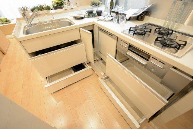 ライオンズマンション代々木 キッチン