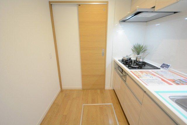 多摩川南パークハウス キッチン