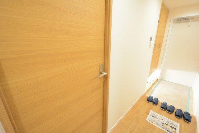 多摩川南パークハウス サービスルーム