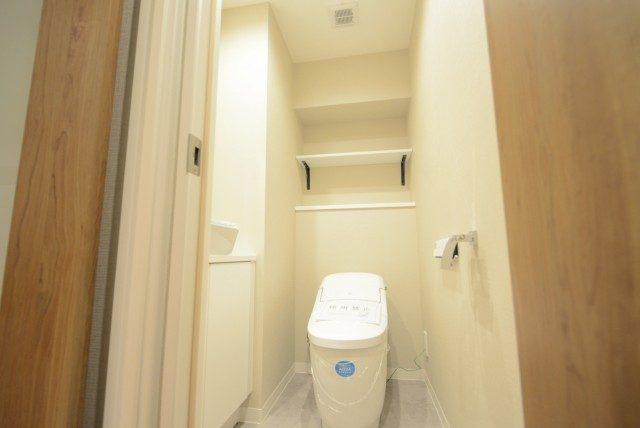 ドエルアルス目黒 トイレ