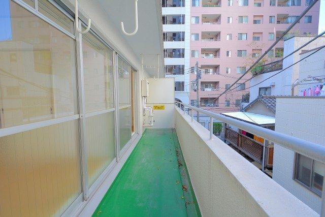 中銀小石川マンシオン 洋室