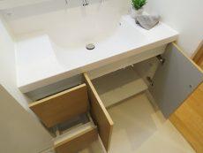パストラルハイム西蒲田 洗面化粧台