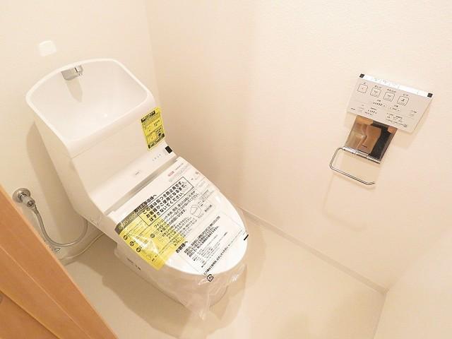 パストラルハイム西蒲田 トイレ