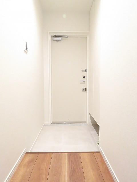 グリーンヒル小石川 玄関ホール