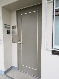 グリーンヒル小石川 玄関扉