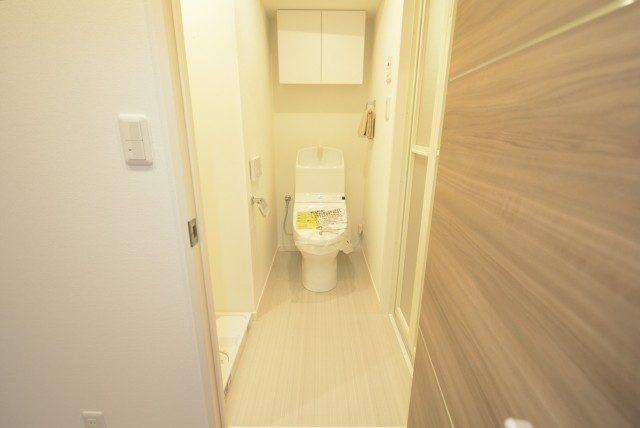メゾン池尻大橋 トイレ