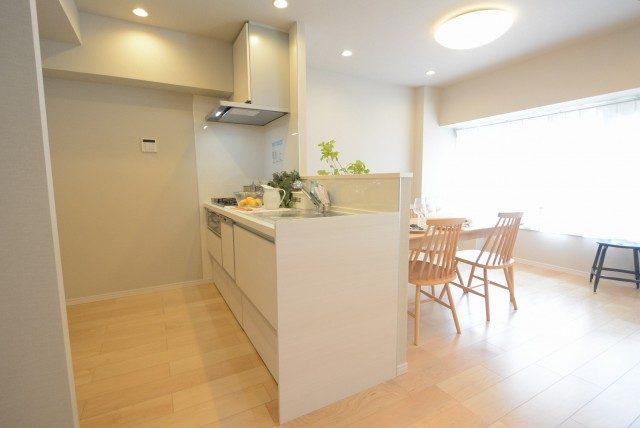 グリーンヒル小石川 キッチン
