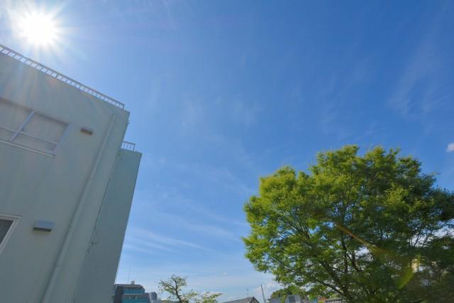 OLIO上北沢 (283)眺望です。陽当りいいです!