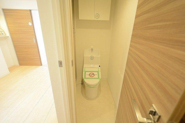 駒場シャスターマンション トイレ