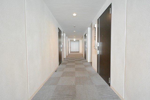 プライア渋谷 内廊下