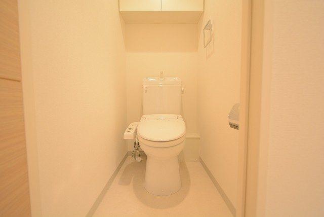 プライア渋谷 トイレ