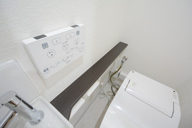 アルファスシティ大島 トイレ