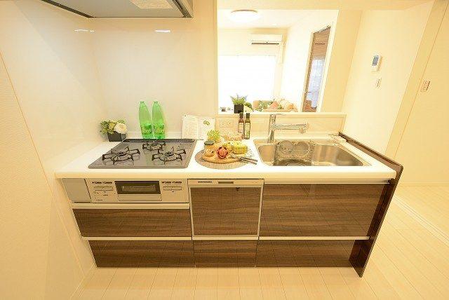 日商岩井亀戸マンション キッチン