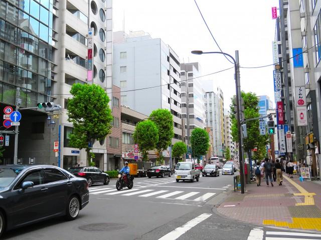 ビレヂ五反田 周辺