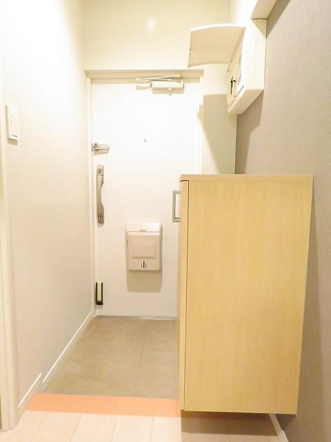 山王スカイマンション 玄関ホール