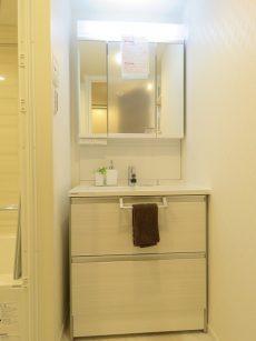 コーポ洗足 洗面化粧台