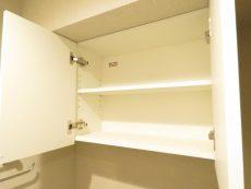 ビレヂ五反田 トイレ収納