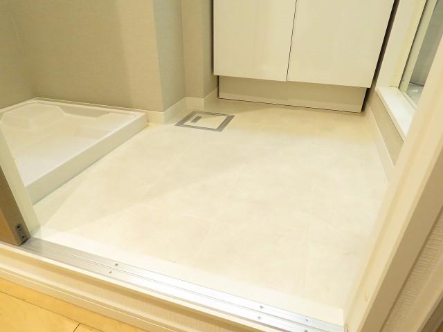 ビレヂ五反田 洗面室