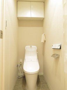 フラット田園調布 トイレ