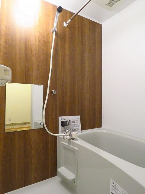 シャトレー五反田 バスルーム