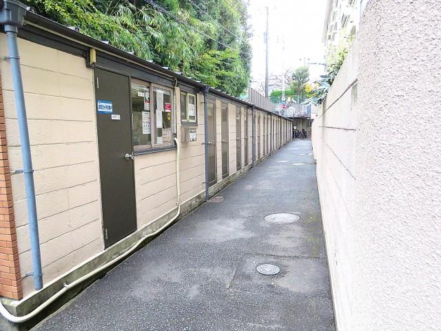 瀬田サンケイハウス 共用部