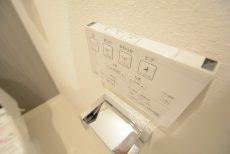 日商岩井亀戸マンション トイレ