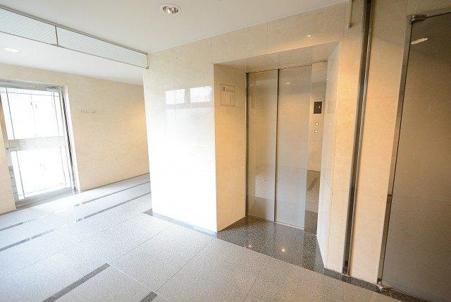 藤和目黒ホームズ エレベーター