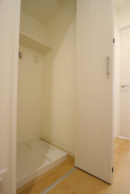 幡ヶ谷コーエイマンション (71)洗濯機スペース