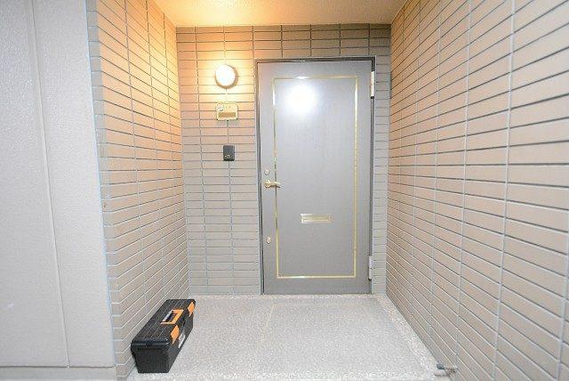 藤和目黒ホームズ 玄関