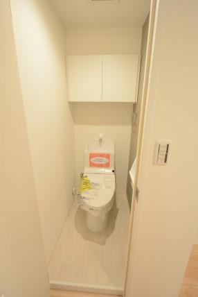 シャトレー五反田 トイレ