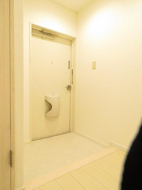 五反田サニーフラット 玄関ホール