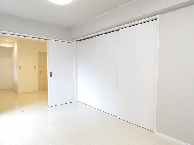 五反田サニーフラット 洋室約6帖扉