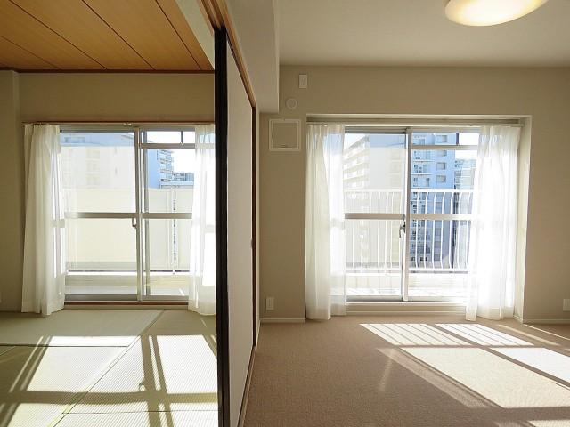 ファミリータウン東陽 LD+和室