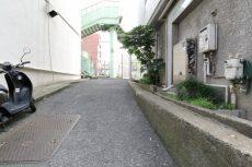 幡ヶ谷コーエイマンション 駐輪場