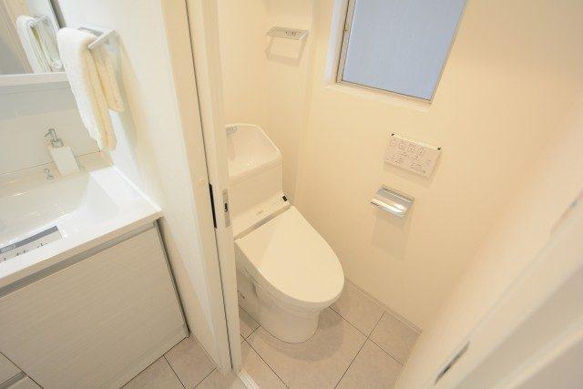 四谷コーエイマンション トイレ